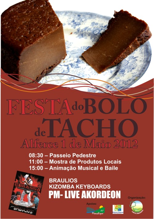 Festa do Bolo de Tacho em Monchique