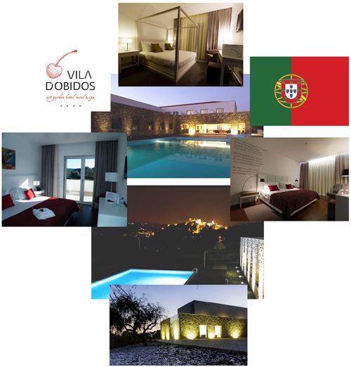 Hotel Vila D' Óbidos Art Garden Hotel Rural & Spa
