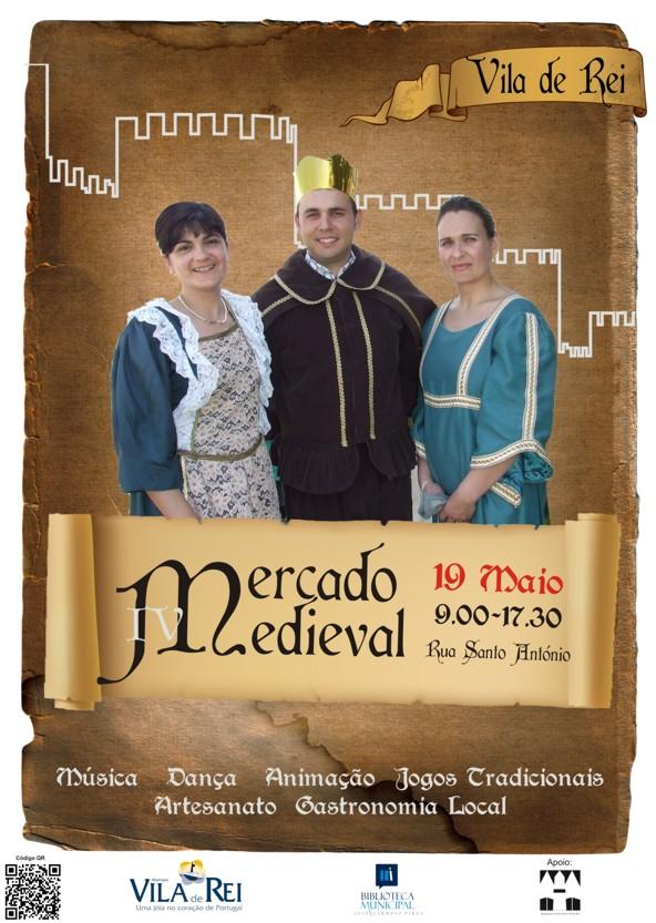 Mercado Medieval de Vila de Rei 2013