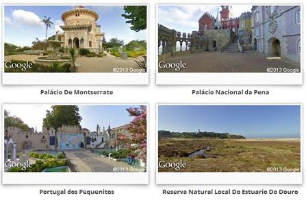 Monumentos portugueses estão disponíveis no Google Street View