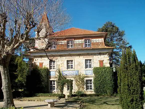 Museu da Cerâmica na Quinta Visconde de Sacavém