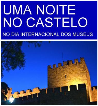 Uma noite no Castelo São Jorge