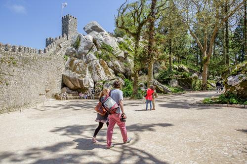 Novas instalações do Castelo dos Mouros