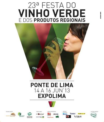Festa do Vinho Verde em Ponte de Lima 2013
