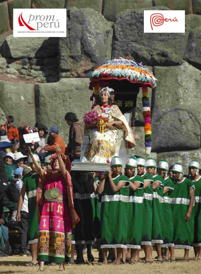 Festa do Sol em Cusco