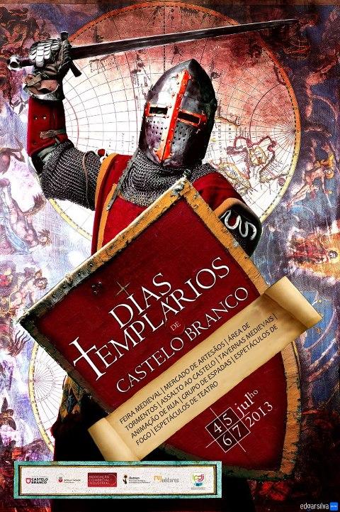 Feira Medieval - Dias Templários de Castelo Branco