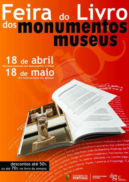Feira do Livro dos Museus e Monumentos 2013