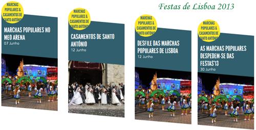 Festas Lisboa 2013