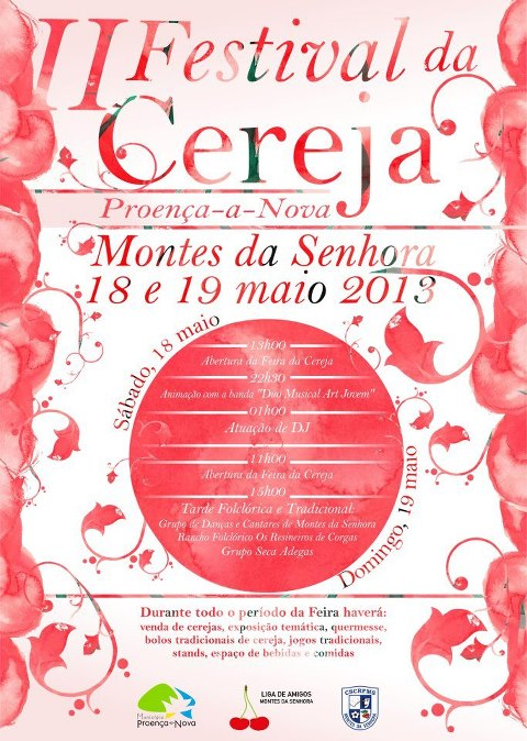 II Festival da Cereja em Proença-a-Nova