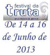 2º Festival da Truta em Vila Nova de Paiva