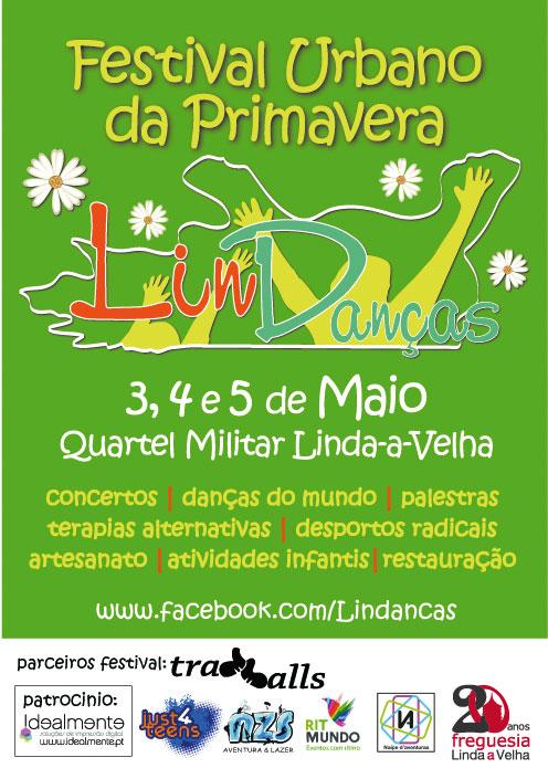 Festival Urbano da Primavera Lindanças