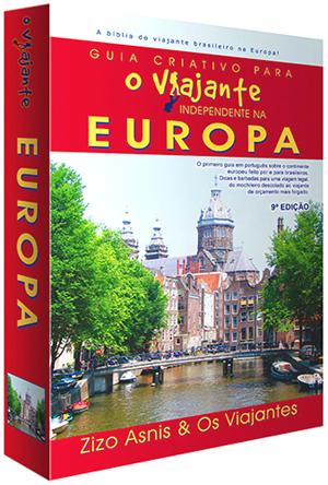 Guia Criativo para o Viajante Independente Na Europa