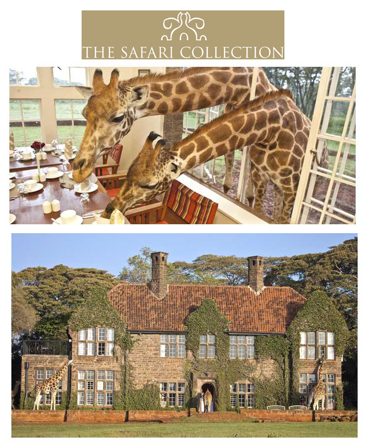 Hotel Giraffe Manor em Nairobi