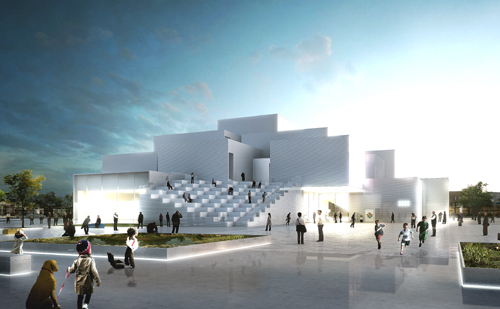 LEGO House abrirá na Dinamarca em 2016