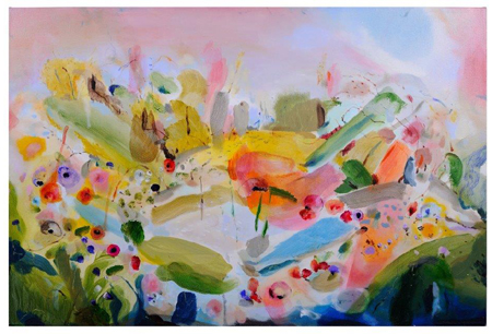 Exposição de Pintura de Luis Kerch no Palácio de Monserrate