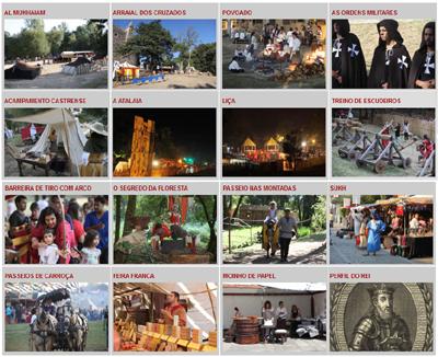 Viagem Medieval em Santa Maria da Feira 2013