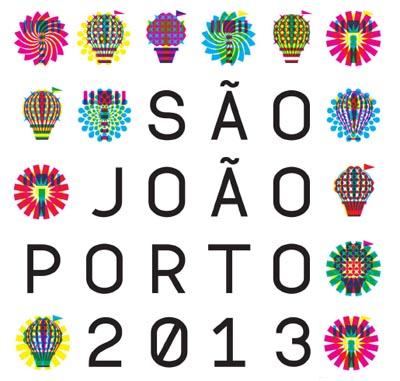 Festas de São João do Porto 2013