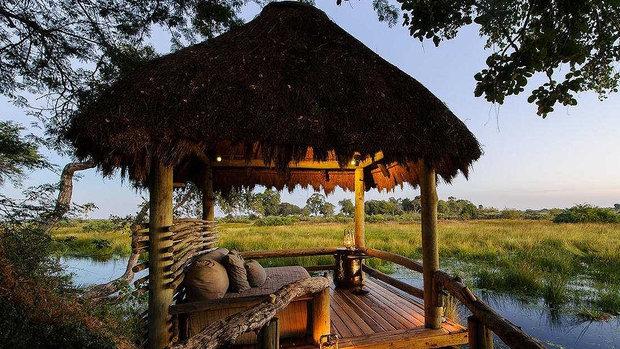 Mombo Camp, Moremi Game Reserve, no Botsuana. Foto Revista Veja ©