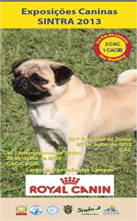 32ª Exposição Canina Nacional de Sintra