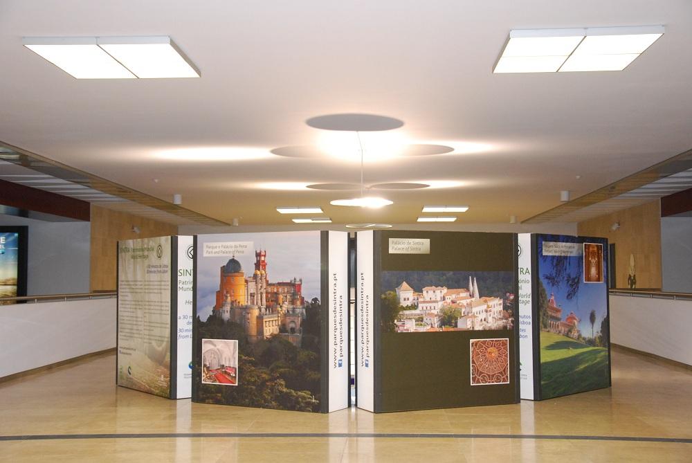 Exposição de Fotografia dos Parques e Monumentos de Sintra