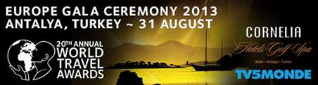 World Travel Awards 2013