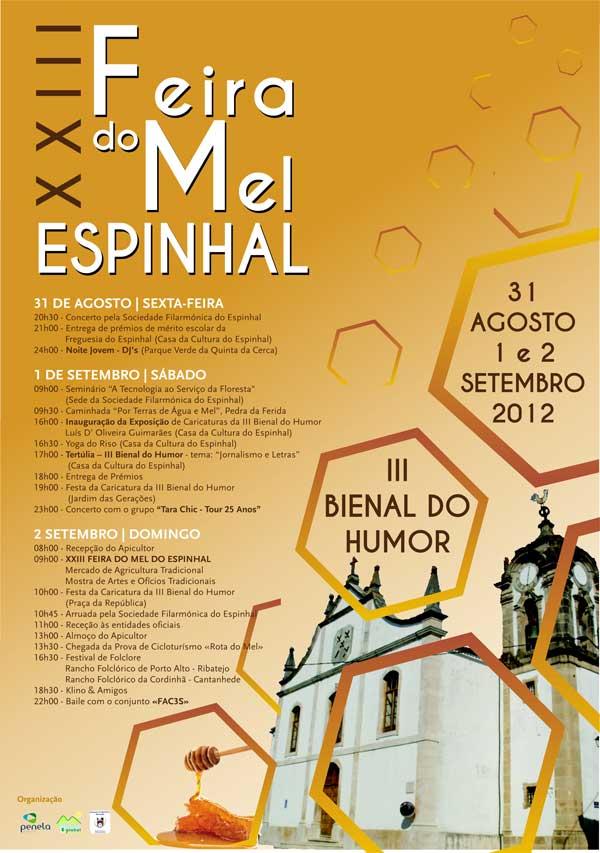 Feira do Mel de Espinhal