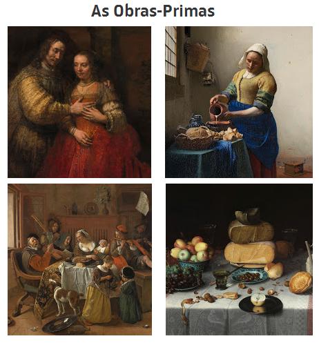 Rijks Museum em Amsterdã