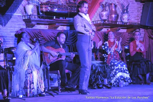 Tablao Flamenco La Estación de Los Porches