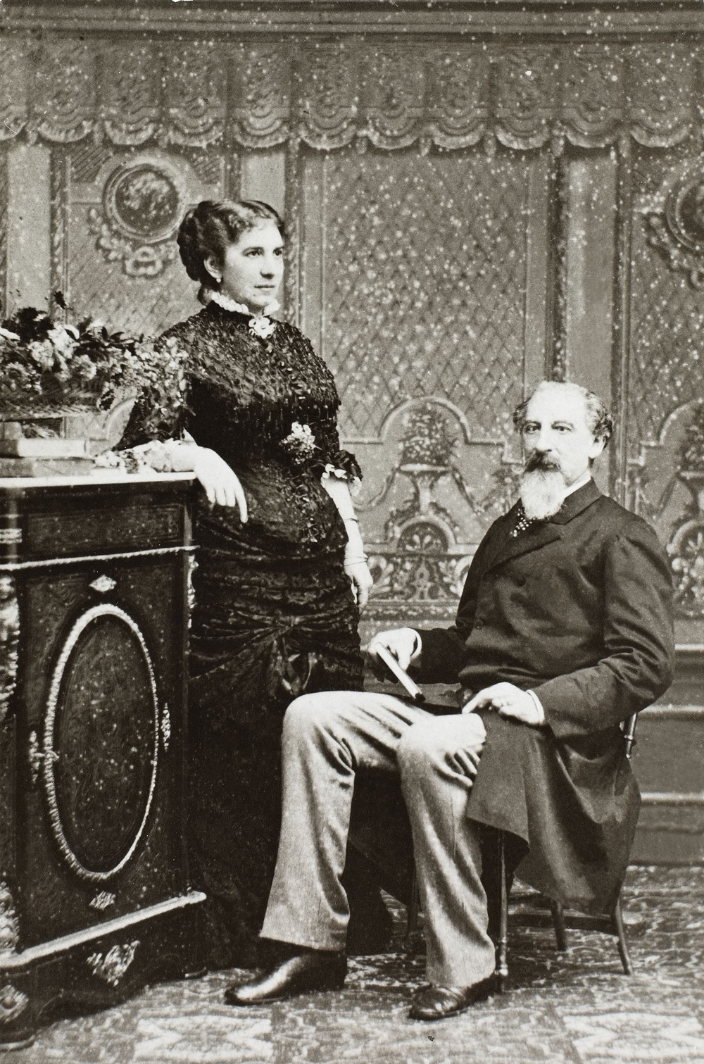 'Os Criadores da Pena – D. Fernando II e a Condessa d'Edla