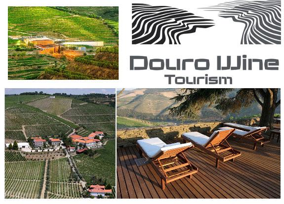 Douro Wine Tourism - Aplicação Móvel