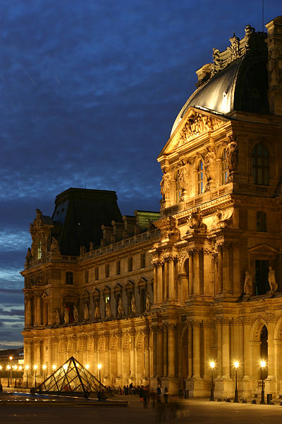 Museu do Louvre - Foto de Gloumouth1 - Wikipédia