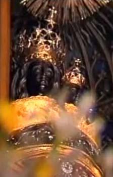 Santuário de Nossa Senhora de Loreto na Itália