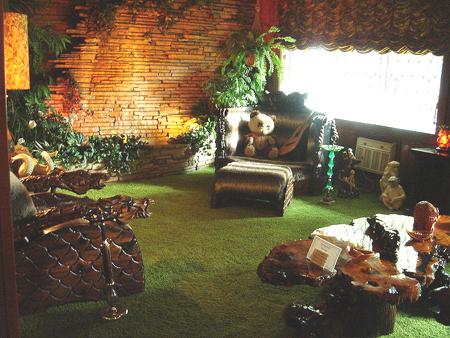Graceland - Jungle Room - Foto de Egghead06 (talk)- Wikipédia