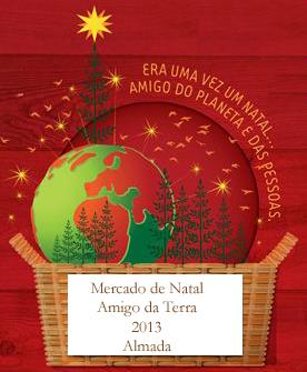 Mercado de Natal Amigo da Terra 2013