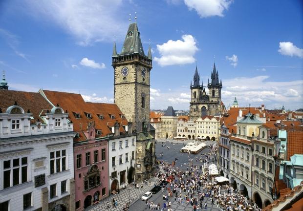 Praga - Imagem do Blog Estadão ©
