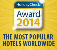Hotéis portugueses distinguidos nos HolidayCheck Awards 2014