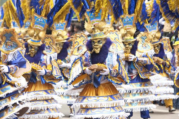A Candelária - Festa Andina