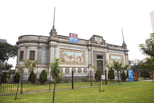 Museu Italiano em Lima