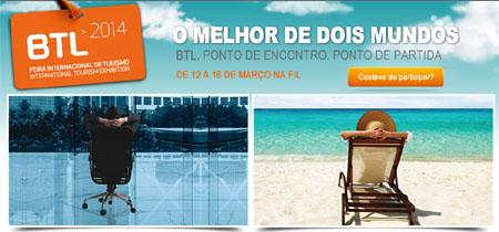 BTL - Bolsa de Turismo de Lisboa 2014