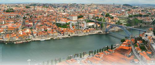 Porto eleito Melhor Destino Europeu 2014