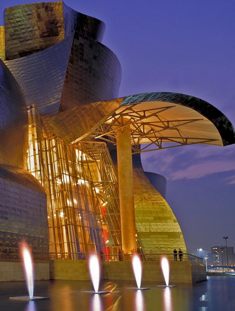 Museu Guggenheim Bilbao - Foto Site Oficial ©