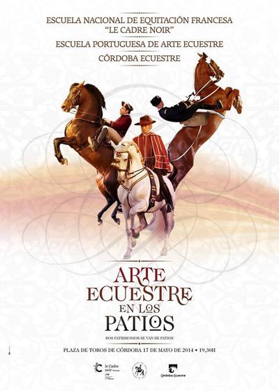 Arte Equestre Festival de los Patios em Córdoba