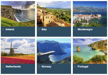 10 Best Melhor País da Europa