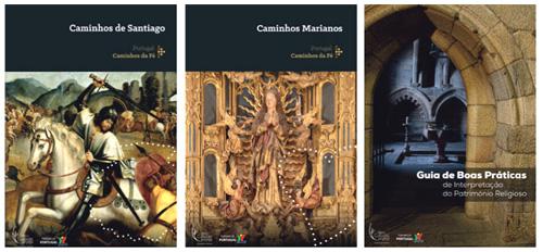 Caminhos Marianos e de Santiago de Compostela em roteiros turísticos