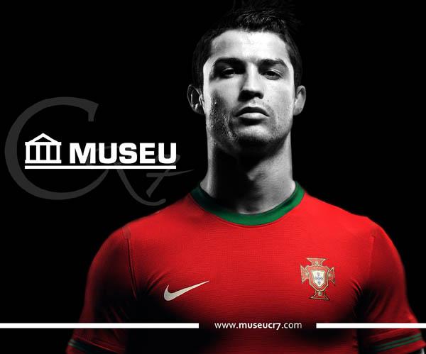 Museu CR 7 Cristiano Ronaldo na Ilha da Madeira