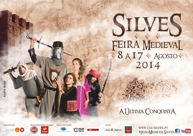 Feira Medieval de Silves 2014