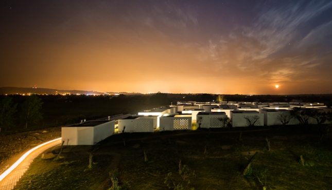 Ecorkhotel - um hotel revestido a cortiça