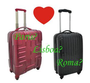 Viagem romântica – Uma boa surpresa ou não?