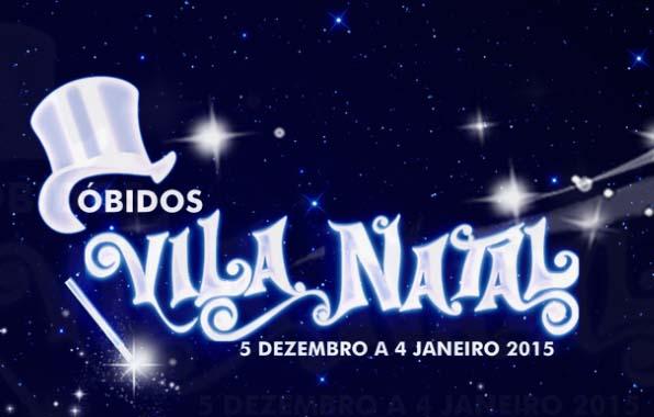 Vila Natal Óbidos 2014