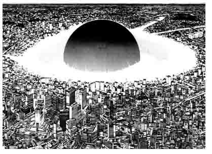 NEO TOKYO de Katsuhiro Otomo
